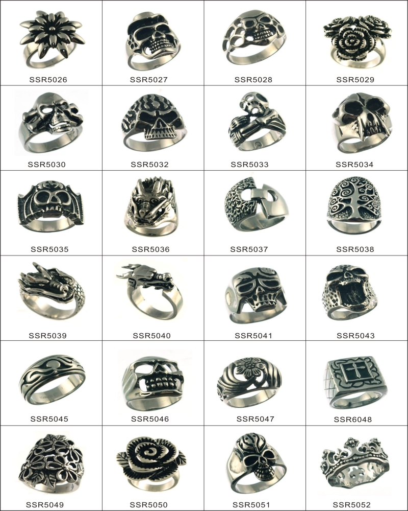 S.Steel Ring(65)