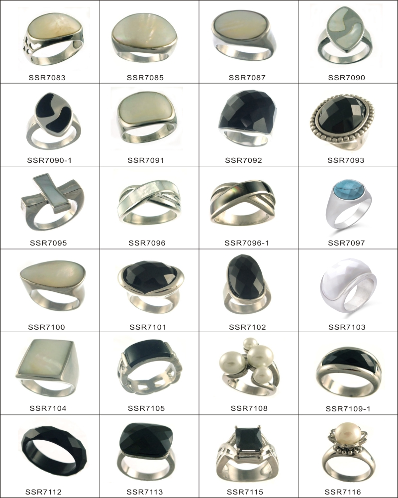 S.Steel Ring(79)