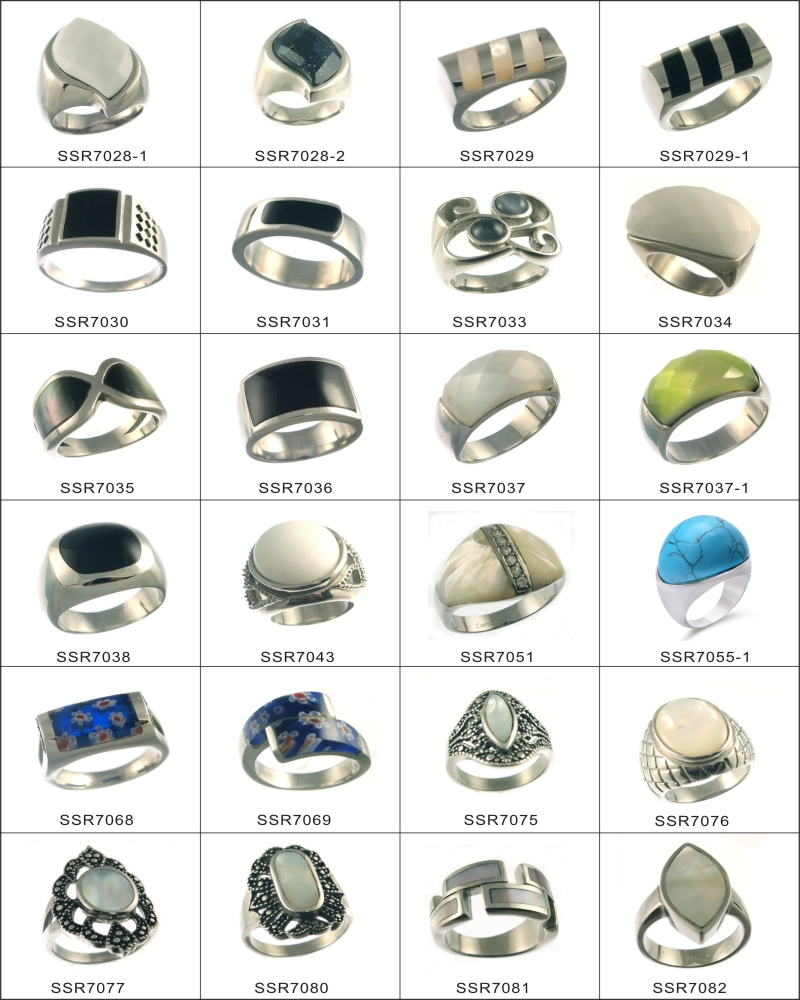 S.Steel Ring(78)